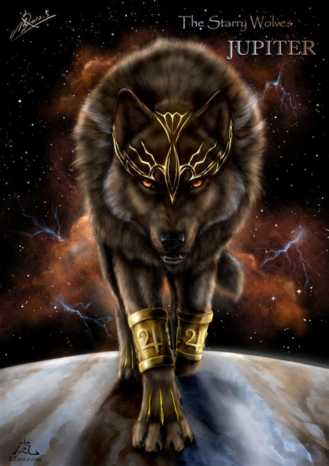 moon burned the wolf wars books the starry wolves jupiter by zilvenart on deviantart