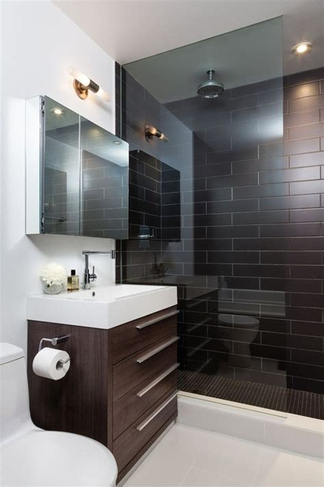 Remodeled Bathrooms Ideas by 40 Of The Best Modern Small Bathroom Design Ideas