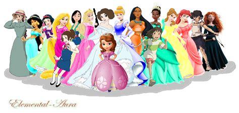 libro disney princesses les all disney princesses as mermaids 1820 868 pixels file
