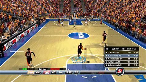 ncaa college hoops 2k8 ncaa college hoops 2k13 legacy mode idaho st vs