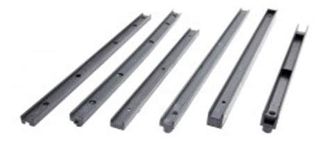 guide in plastica per cassetti baiocchi marco ferramenta produzione articoli tecnici
