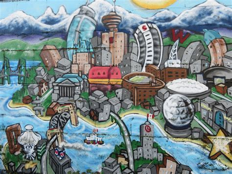 Wall Murals Vancouver vancouver street blog more vancouver street murals