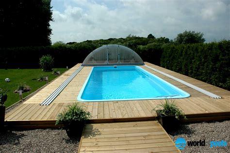 schwimmbecken aus gfk angebot pools f 252 r garten swimmingpools fertigschwimmbecken