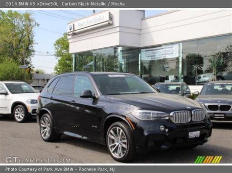 carbon black bmw x5 carbon black metallic 2014 bmw x5 xdrive50i mocha