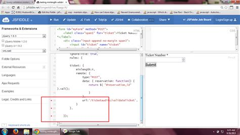 jquery validation pattern not working jquery validation minlength not working with remote rule