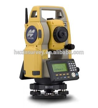 Total Station Topcon Es105 topcon total station es101 es105 with 500m reflectorless