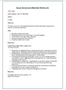 free sle resumes official sales resume template free formal word templates