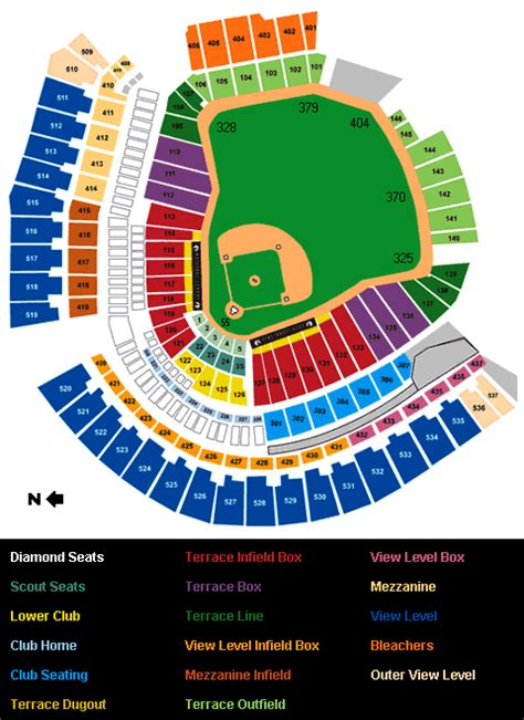 cincinnati reds seating prices great american park seating chart chicago cubs at
