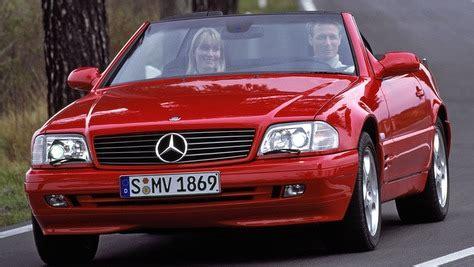 Auto Bild Sportscars Abo Kündigen by Mercedes Sl Klasse R 129 Autobild De