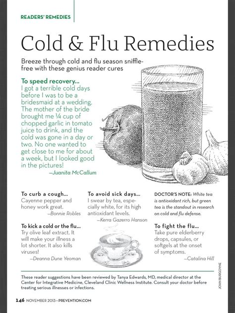 cold and flu remedies s board