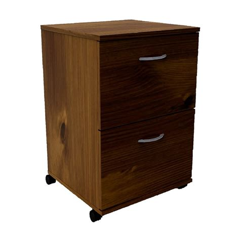 Drawers Lowes by Shop Nexera Truffle 2 Drawer File Cabinet At Lowes