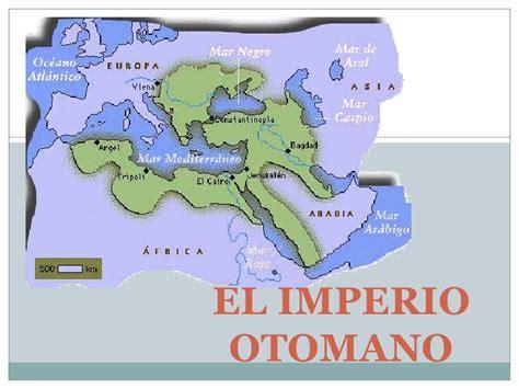 otomano y turco el imperio otomano