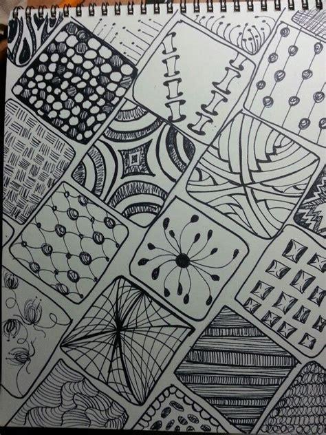 doodle sheet doodle sle sheet zentangle mandala