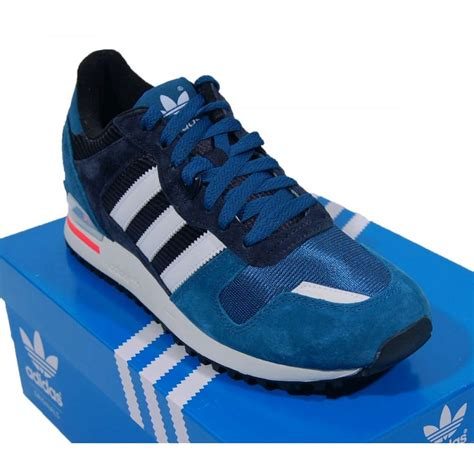adidas originals zx700 tribe blue mens shoes from attic clothing uk