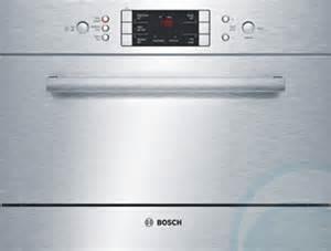 bosch compact dishwasher ske53m05au appliances