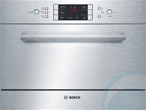 Two Drawer Dishwasher Bosch by Bosch Compact Dishwasher Ske53m05au Kitchen And Laundry