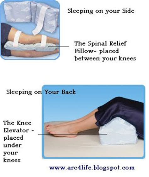 how to sleep comfortably on your back arc4life s natural pain relief blog for the neck and low