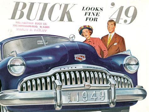 Directory Index: Buick/1949 Buick/1949 Buick Brochure