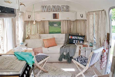 Travel Trailer Decor by Schneider Airstream Airstream Decorating Ideas