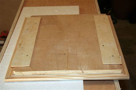 how to make a cabinet door how to make cabinet doors from plywood