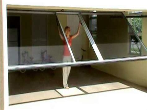 Diy Garage Screen Door by Garage Door Screen Roll Up Best Value How To Make