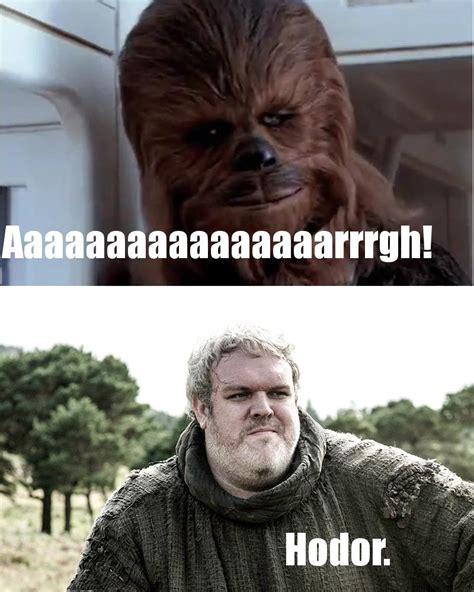Meme Wars Game - star wars vs game of thrones le clash en memes images