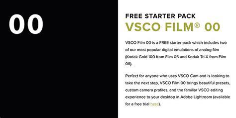 vsco cam tutorial pdf vsco film 01 download free