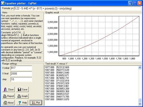 graphing software graphing program free 28 images free graph paper maker