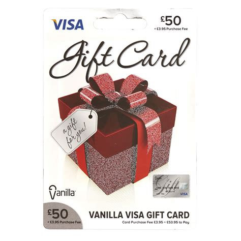 Visa Gift Card Purchase History - vanilla visa card 163 50 gift card deal at wilko offer calendar week