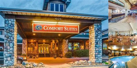 Comfort Suites Canal Park Duluth Mn 408 Canal Park 55802