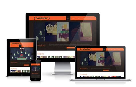 50 free responsive html5 templates for designers code geekz