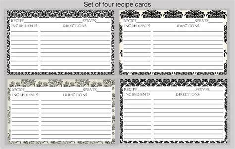 salsa recipie card template 72 best images about recipe binder recipe card
