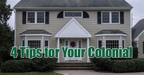 window styles for colonial homes 4 tips for a more authentic style for your neo colonial
