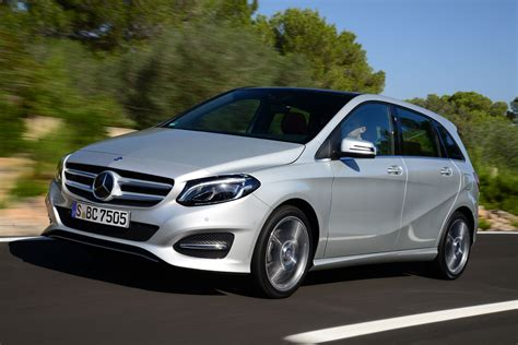 mercedes b class reviews mercedes b class review pictures auto express