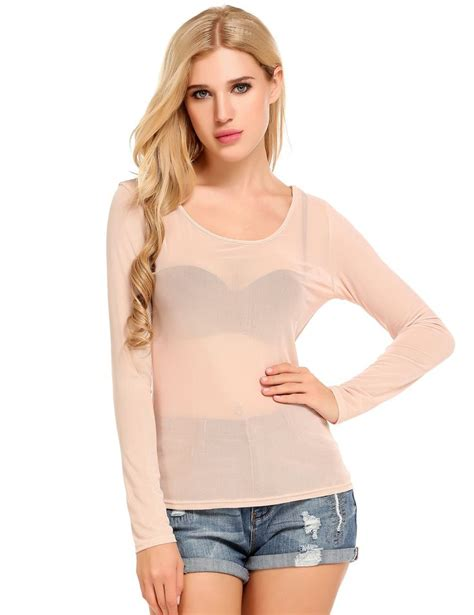 See Through Mesh Top 25 best see through clothes ideas on