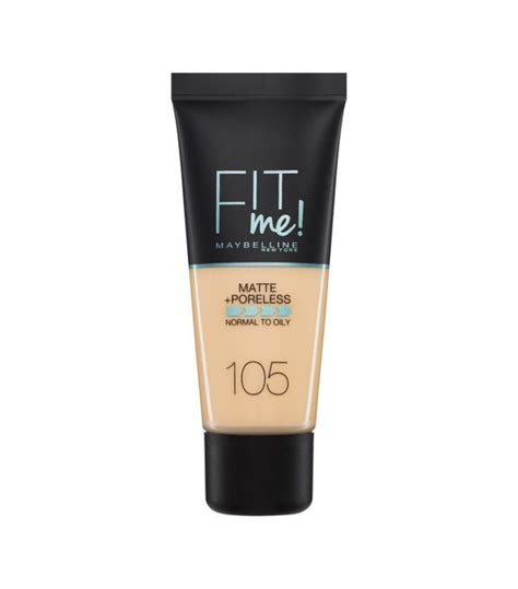Bedak Maybelline Fit Me the 25 best ideas about maybelline foundation on