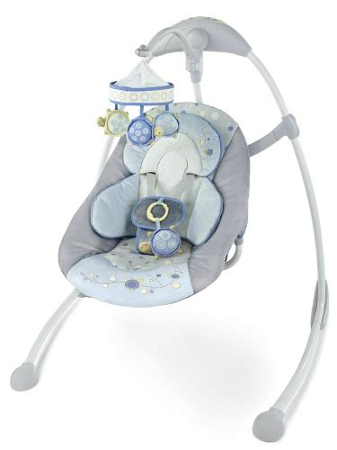 bright starts cradle sway swing pembrook ingenuity cradle sway swing review giveaway
