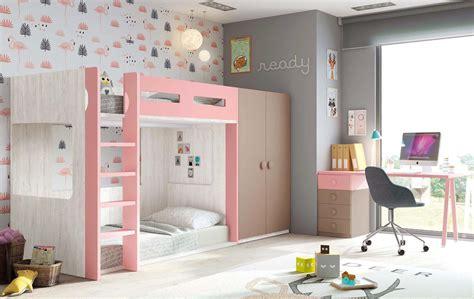 lit a etage avec bureau lit superpos 233 avec bureau chambre personnalisable