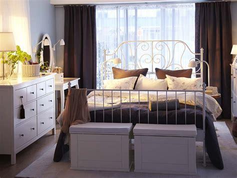 Leirvik Bed by Leirvik Bed Frame Assembly Cottage