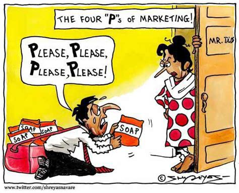 Mba Jokes In India by Dilutelife The Four P S Of Marketing