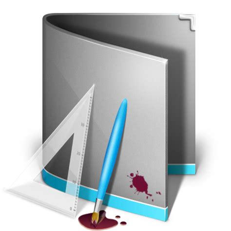 Design Icon Folder | designs folder icon antares icons softicons com