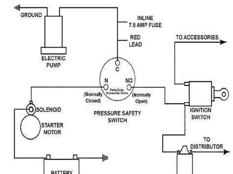 fuel pressure switch wiring page 1 iboats