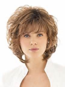 shoulder length layered curly haircuts with front and back pictures 16 cute short hairstyles for curly hair to make fellow