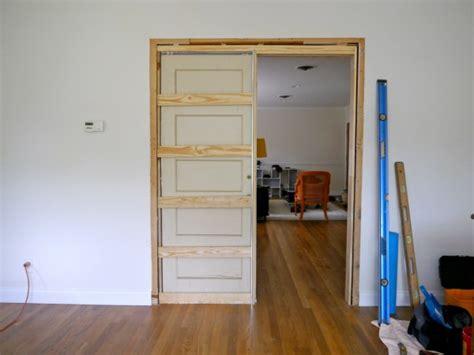 build  pocket door craft