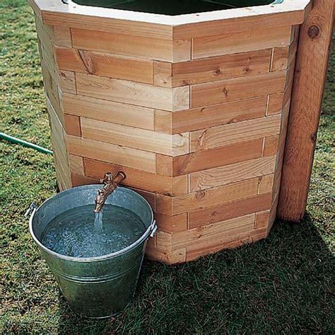pozzo per giardino pozzo finto fai da te in legno guida alla costruzione