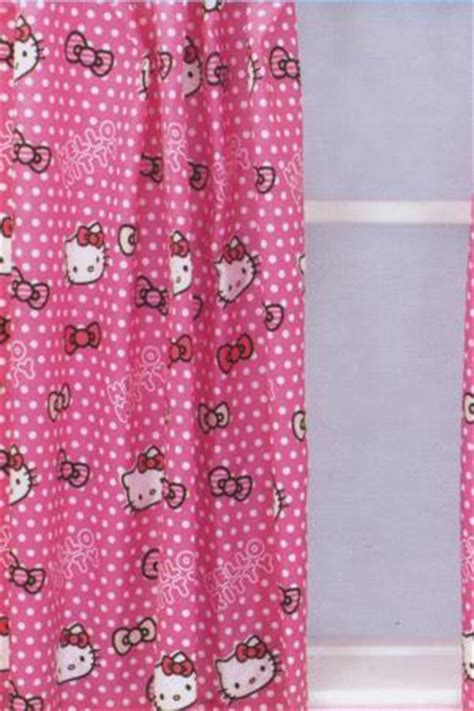 hello kitty bedroom curtains hello kitty curtains harry corry limited