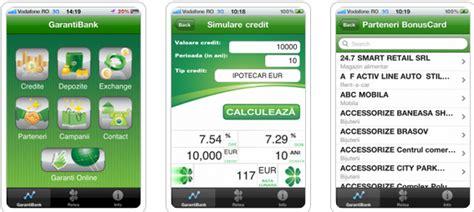 garanti bank schimb valutar aplicatii bancare pentru smartphone ul tau digipedia ro
