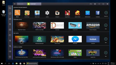 bluestacks no virtualization review de bluestacks 2 un excelente emulador de android