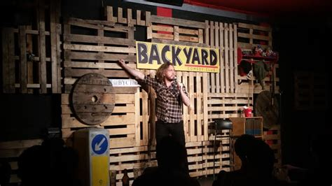backyard comedy club things to do and see in bethnal green