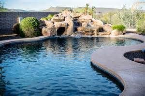 Arizona Backyards Pool Gallery Saturn Pools